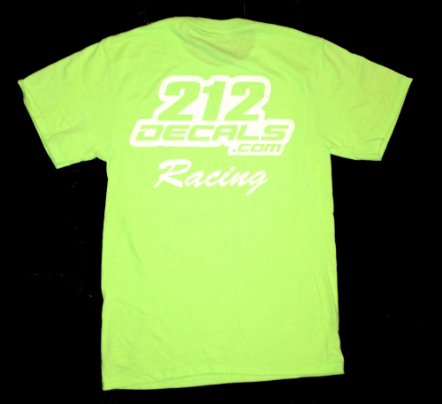 212 Decal Logo T-Shirt